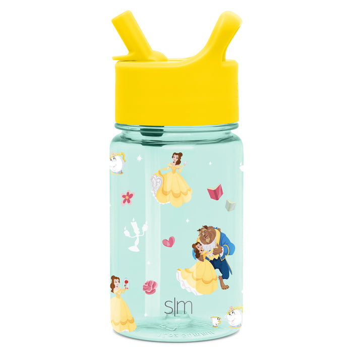 Summit Kids Tritan Plastic Water Bottle with Straw Lid - 12oz