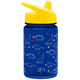 Dinosaurs Summit Water Bottle Summit Kids Tritan Plastic Water Bottle with Sippy Lid - 12oz