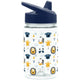 Wild Zoo Summit Water Bottle Summit Kids Tritan Plastic Water Bottle with Sippy Lid - 12oz