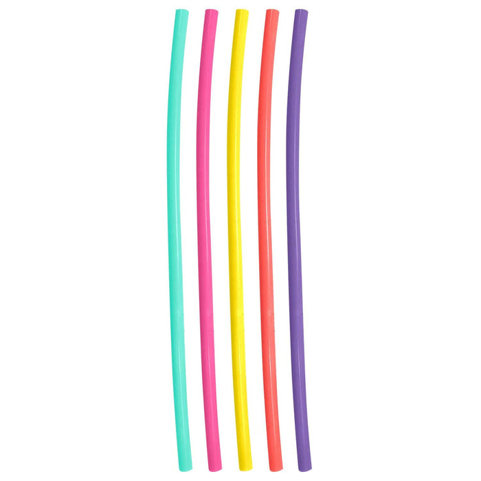 Silicone Reusable Drinking Straws