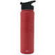 Cherry Summit Water Bottle Custom Summit Water Bottle - 22oz