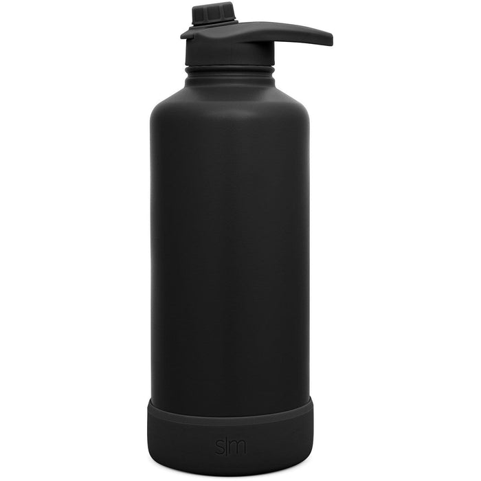 Summit Water Bottle with Chug Lid & Boot - 84oz