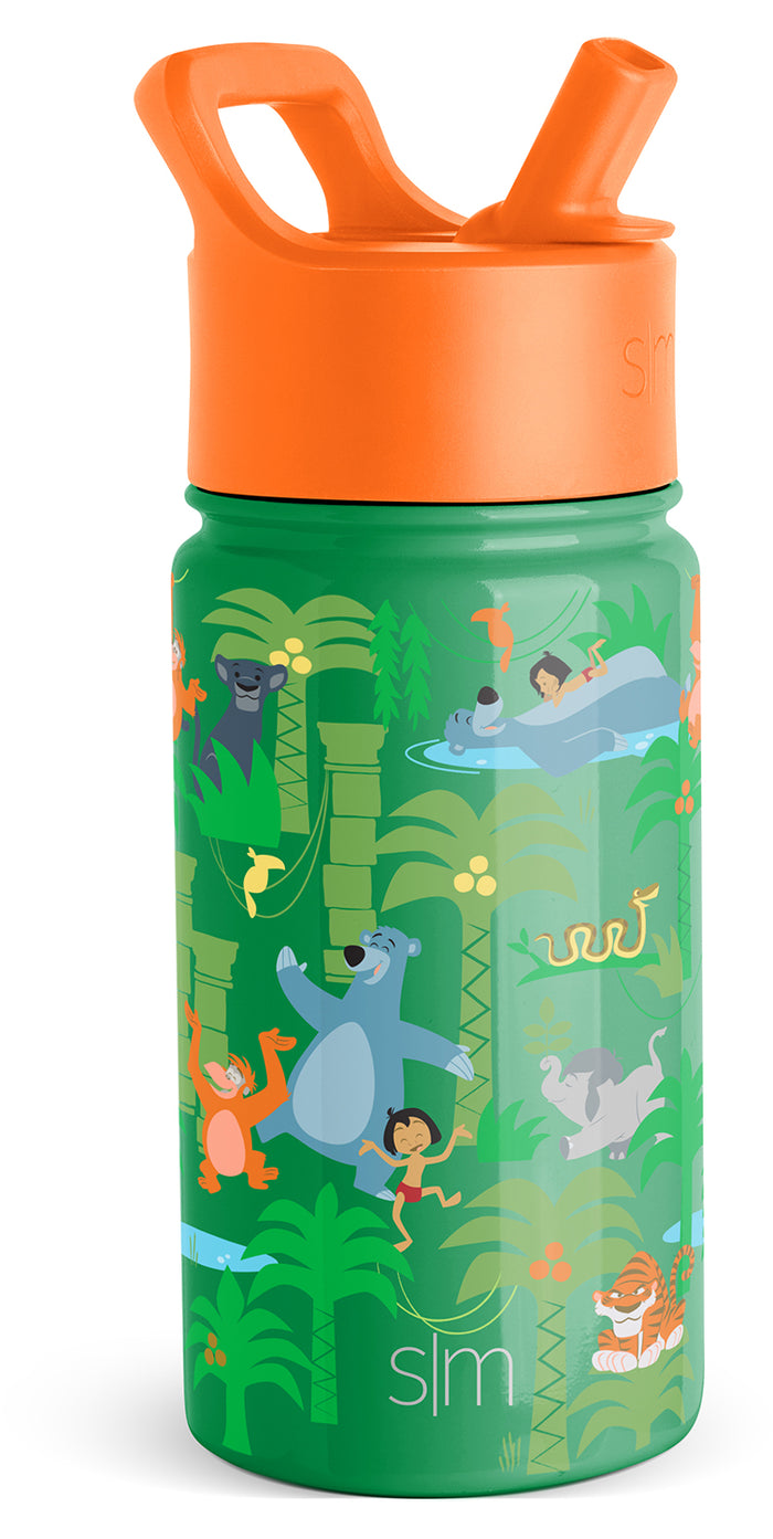 Summit Kids Water Bottle with Straw Lid - 14oz