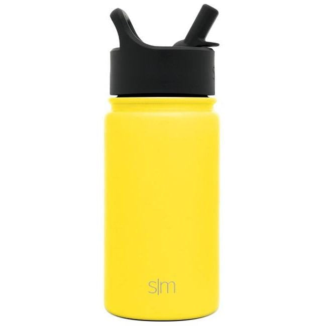 Sunshine Summit Water Bottle with Straw Lid Summit Water Bottle with Straw Lid - 14oz