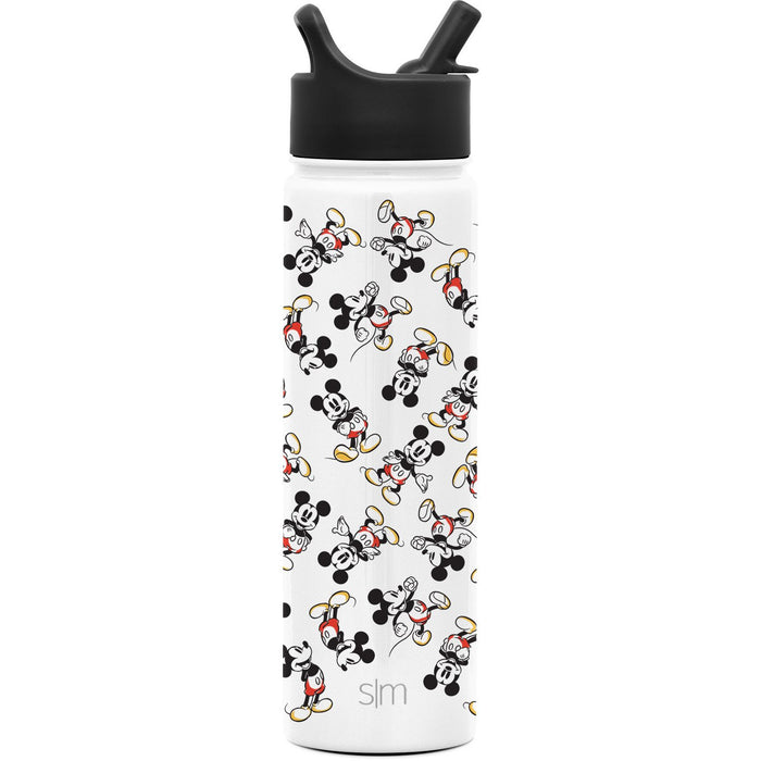 Disney Summit Water Bottle with Straw Lid - 22oz