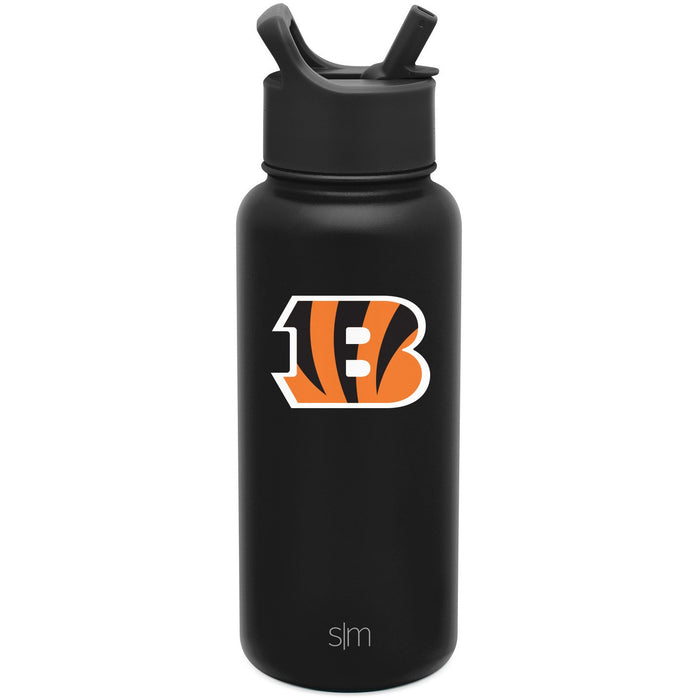NFL Summit Insulated Water Bottle with Straw Lid - 32oz
