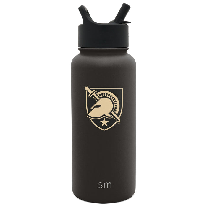 Summit Water Bottle Army Summit Water Bottle with Straw Lid - 32oz