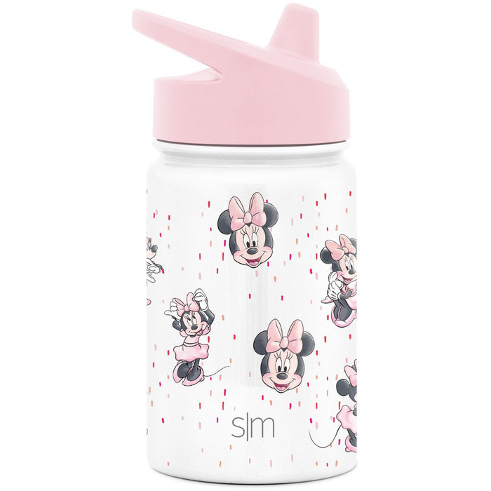 Summit Water Bottle with Sippy Lid - 10oz