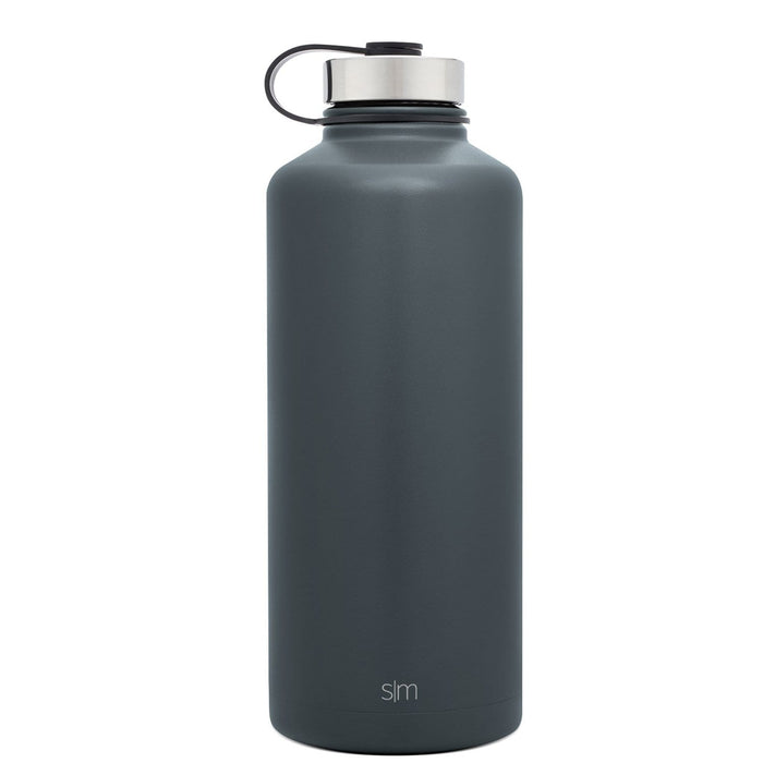 Graphite Summit Water Bottle Summit Water Bottle with Stainless Lid and Handle Lid  - 84oz