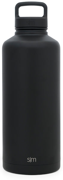 Summit Water Bottle With Stainless Lid And Handle Lid
