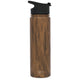 Wood Grain Summit Water Bottle Custom Summit Water Bottle - 22oz