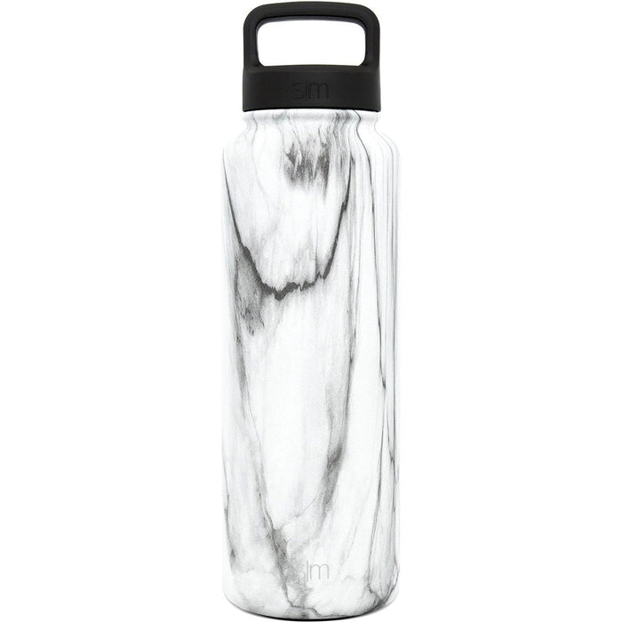 Carrara Marble Summit Water Bottle Summit Water Bottle with Handle - 40oz