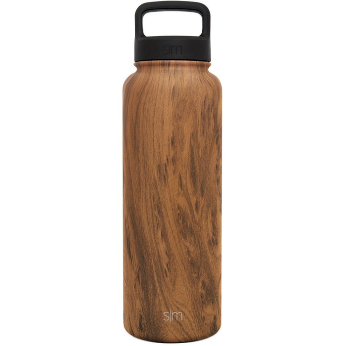 Wood Grain Summit Water Bottle Summit Water Bottle with Handle - 40oz