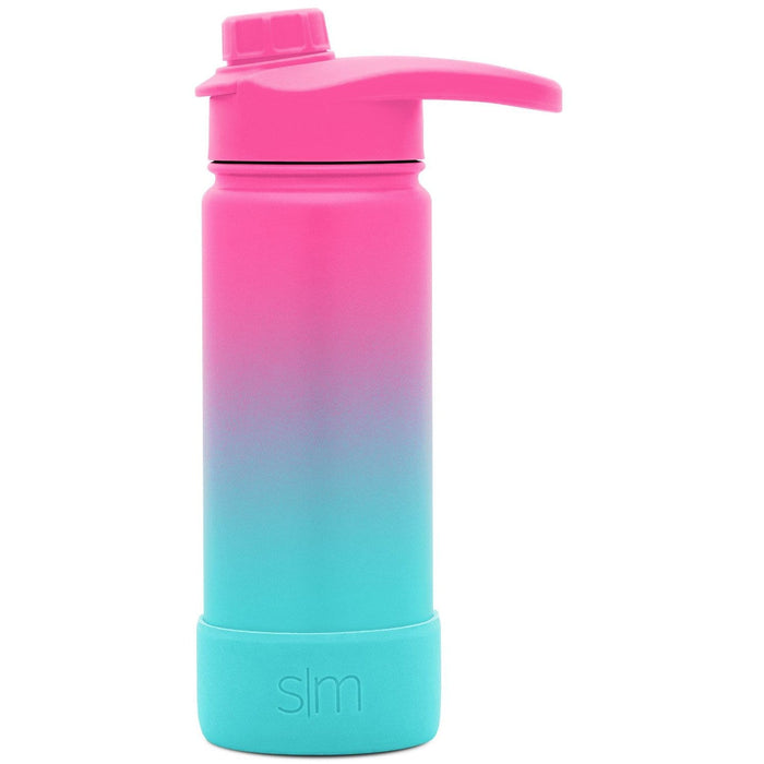 Summit Water Bottle with Chug Lid & Boot - 18oz