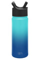 Summit Water Bottle with Straw Lid - 18oz