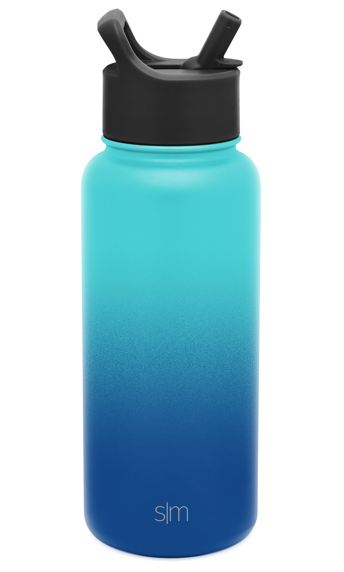Pacific Dream Summit Water Bottle with Straw Lid Summit Water Bottle with Straw Lid - 32oz