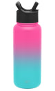 Summit Water Bottle with Straw Lid - 32oz