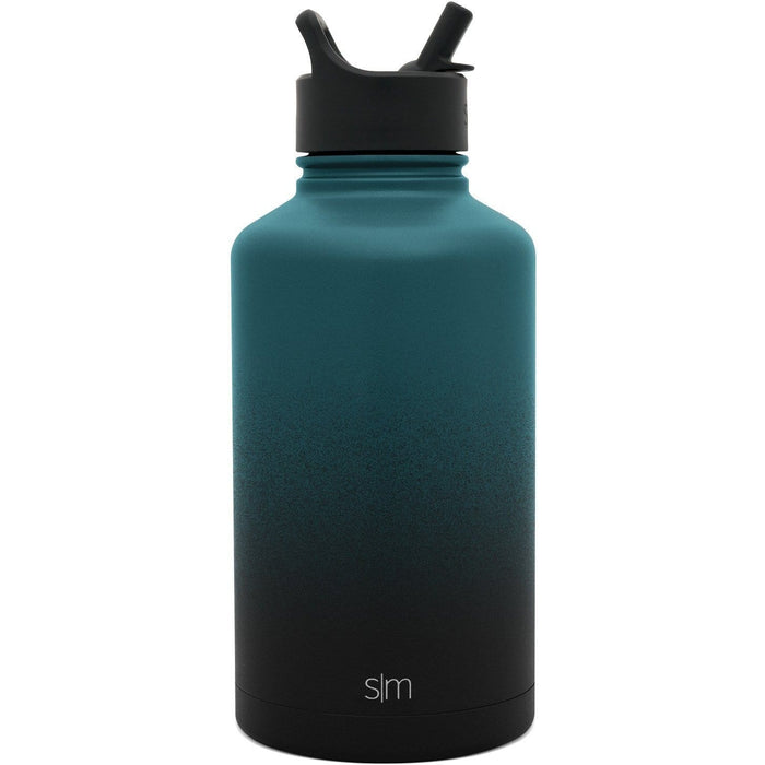 Moonlight Summit Water Bottle with Straw Lid Summit Water Bottle with Straw Lid - 64oz