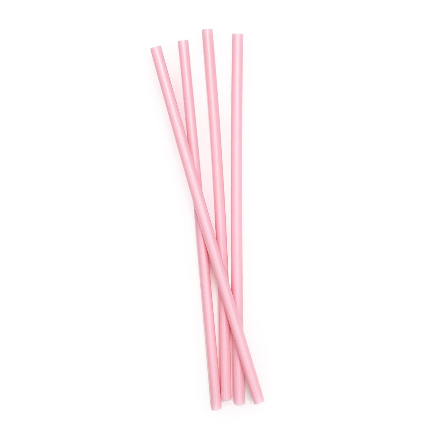 Silicone Reusable Drinking Straws – Simple Modern