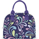 Floral Swirl Lunch Bag Very Mia Lunch Bag - 5 Liter
