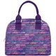 Pansy Petals Lunch Bag Very Mia Lunch Bag - 5 Liter