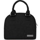 Midnight Black Lunch Bag Very Mia Lunch Bag - 5 Liter