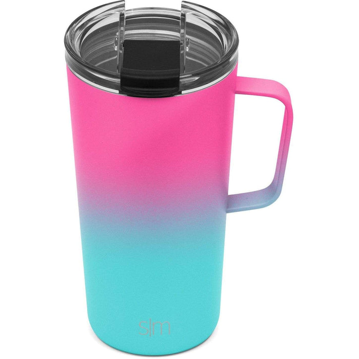 Sorbet Scout Coffee Mug Scout Coffee Mug with Clear Flip Lid - 18oz