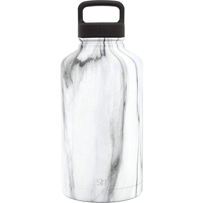 Carrara Marble Summit Water Bottle Summit Water Bottle with Handle - 64oz