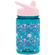 Ladybug Garden Summit Water Bottle Summit Kids Tritan Plastic Water Bottle with Sippy Lid - 12oz