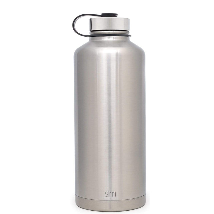 Simple Stainless Summit Water Bottle Summit Water Bottle with Stainless Lid and Handle Lid  - 84oz