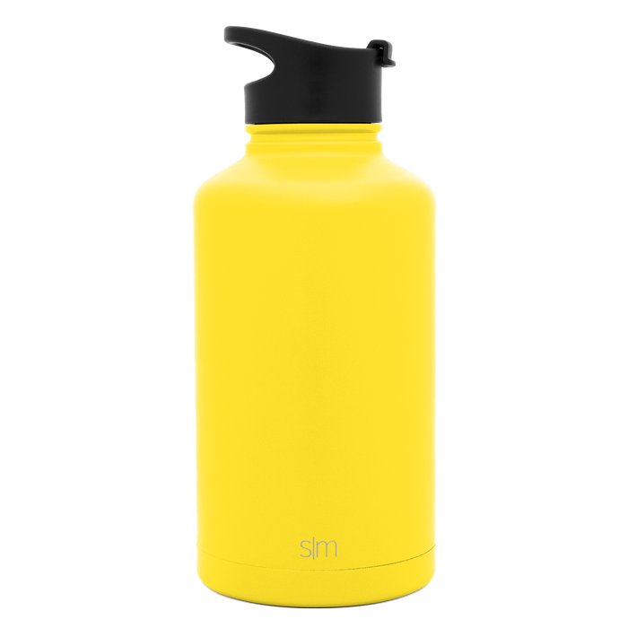 Sunshine Summit Water Bottle Summit Water Bottle with Flip Lid - 64oz