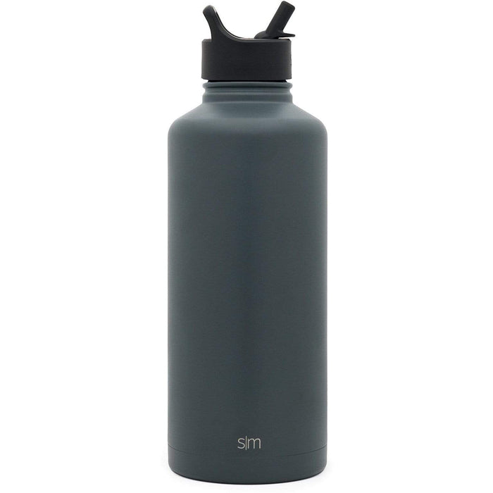 Graphite Summit Water Bottle with Straw Lid Summit Water Bottle with Straw Lid - 84oz