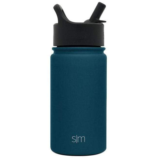 Riptide Summit Water Bottle with Straw Lid Summit Water Bottle with Straw Lid - 14oz