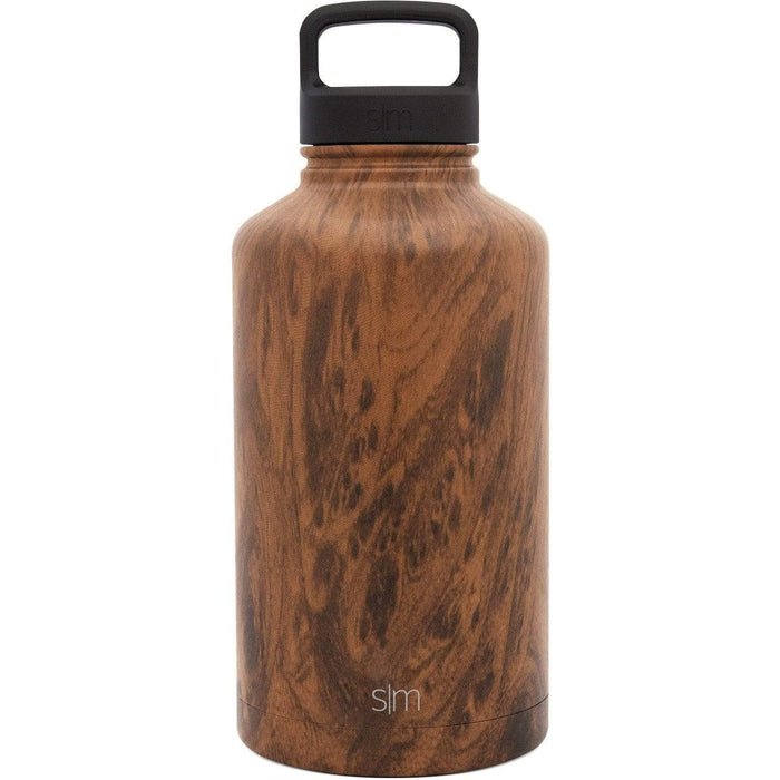 Wood Grain Summit Water Bottle Summit Water Bottle with Handle - 64oz