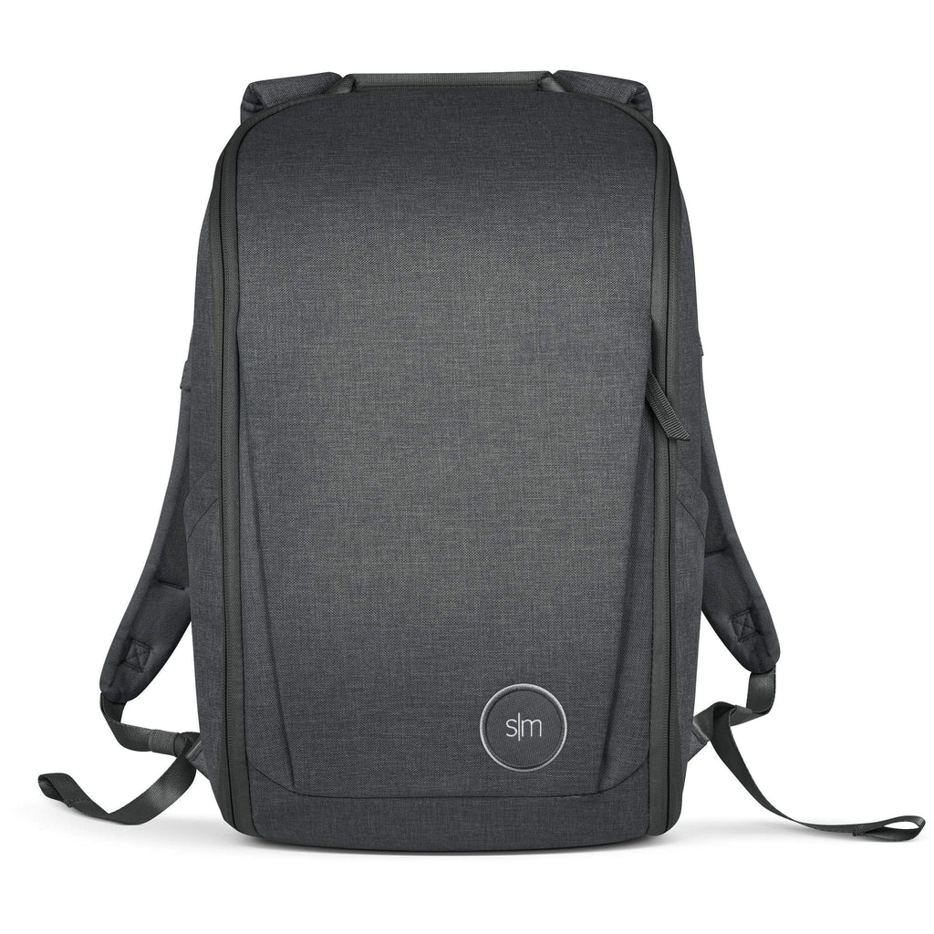 Graphite 25L Travel Bag for Men /& Women College Work School Simple Modern Wanderer Backpack with Laptop Compartment Sleeve