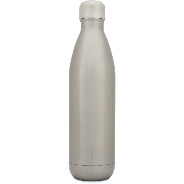 Simple Stainless Wave Water Bottle Wave Water Bottle - 25oz