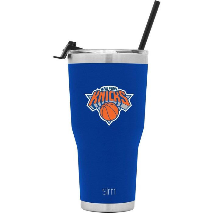 Cruiser Tumbler New York Knicks 30oz Cruiser Tumbler with Flip Lid and Straw