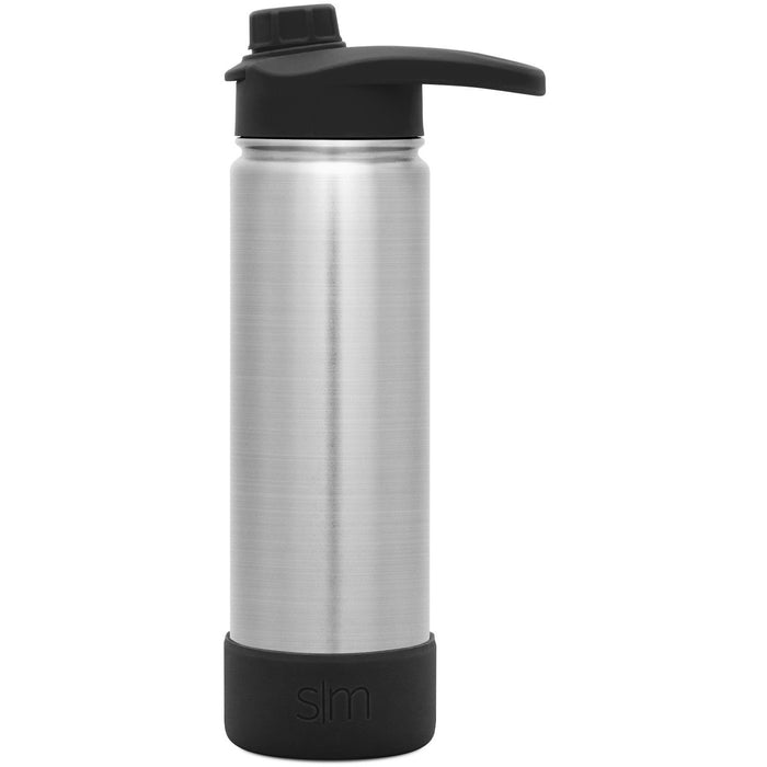 Summit Water Bottle with Chug Lid & Boot - 22oz