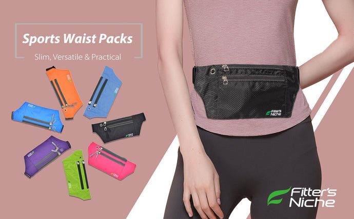 The Most Versatile Sports and Travel Waist Pack