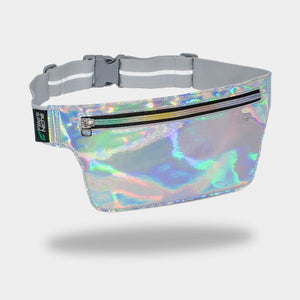 LAFÊTE™ Holographic Metallic Rave Party Waist Pack