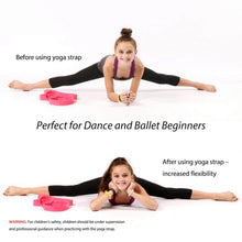 Load image into Gallery viewer, ASANA CORE™ Yoga Exercise Strap for Stretching
