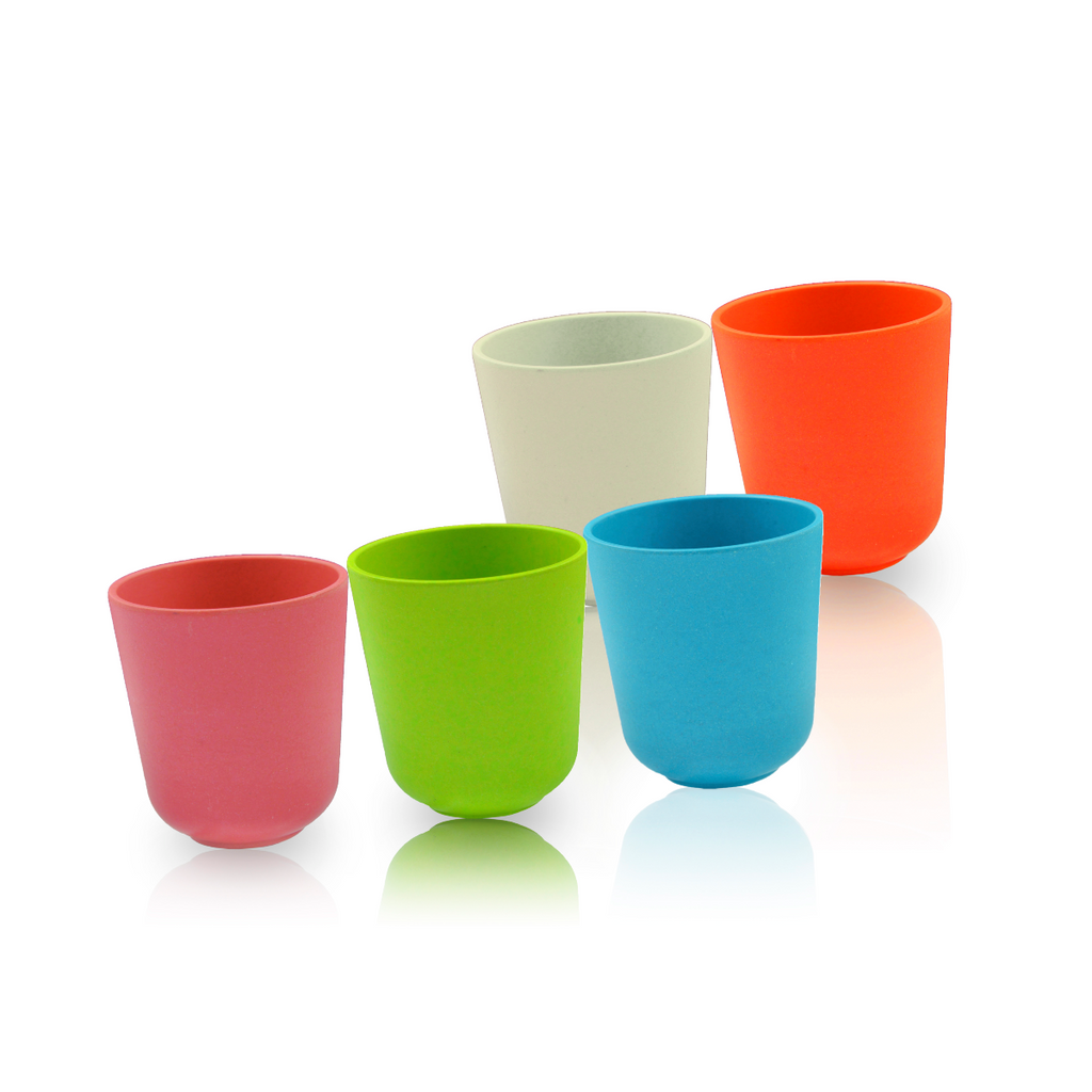 Cup Set (Multi-Color) - 5 pieces