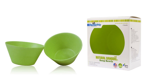 Soup Bowls (2 Pack) - Pacific Baby