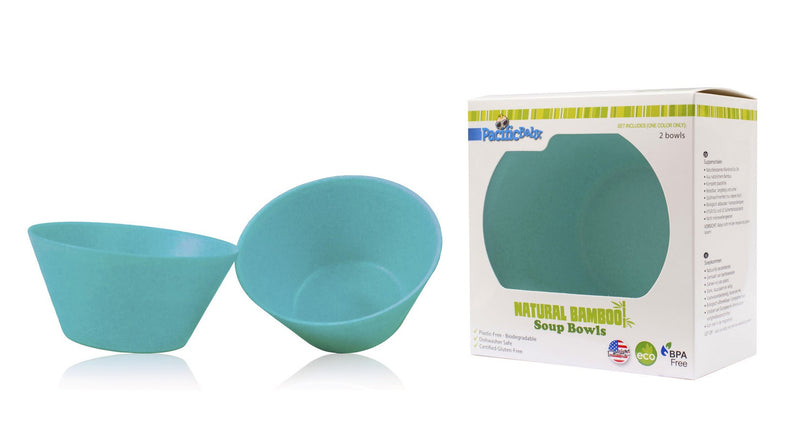 Soup Bowls - 2 pieces - Pacific Baby