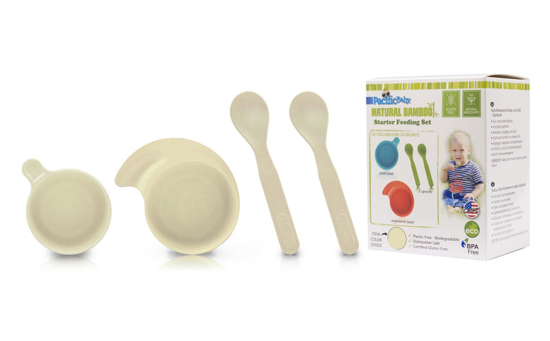 Starter Feeding Set - Pacific Baby