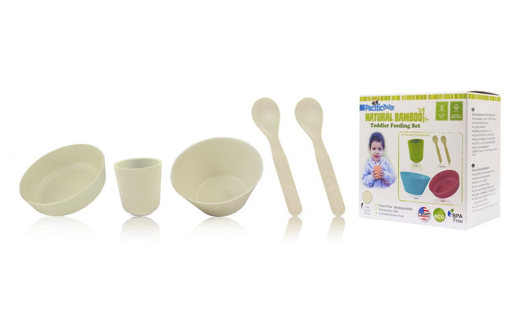 Toddler Feeding Sets - Pacific Baby