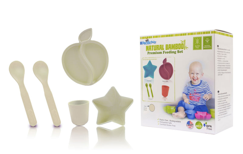 Premium Feeding Sets - Pacific Baby