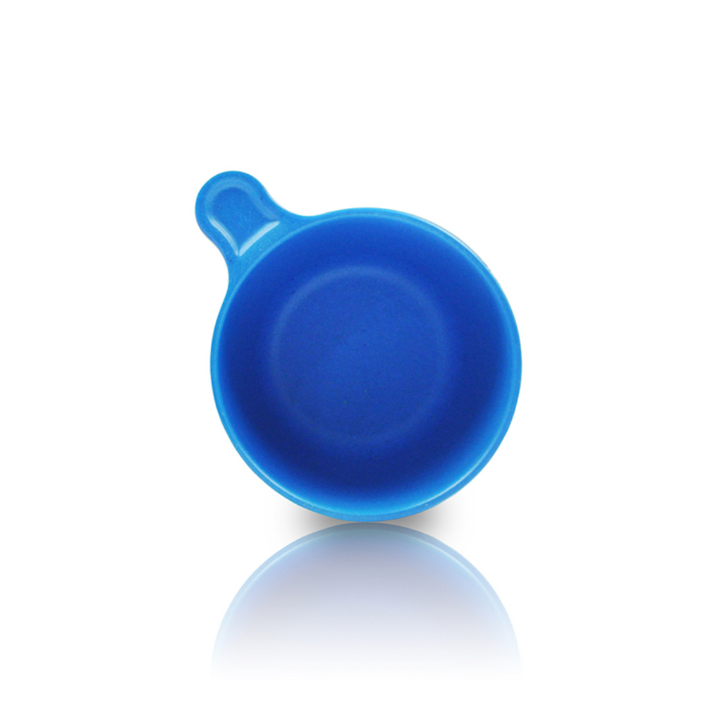 Small Weaning Bowl Blue
