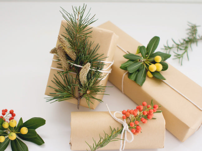 Homemade Health-conscious Gifts for the Holidays 🍃🎁🙏💕
