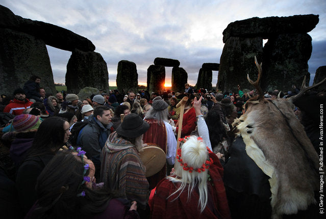 Warmth, Wellness, & Wisdom for Winter Solstice